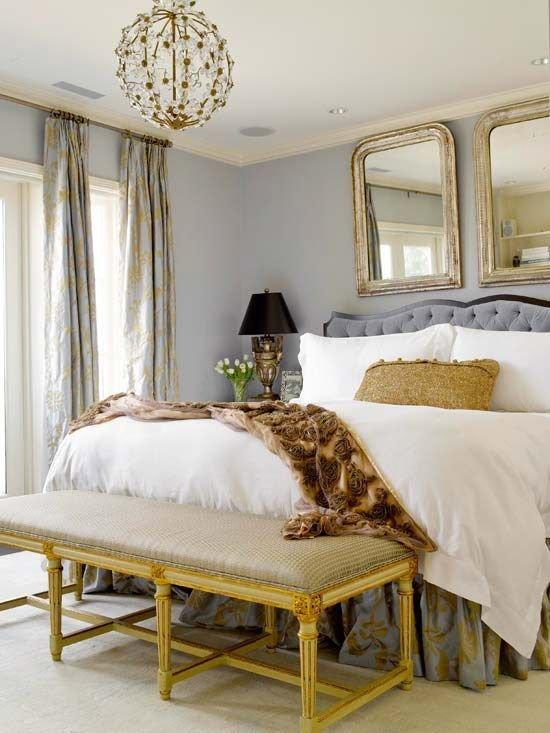Best 1000 Ideas About Gray Gold Bedroom On Pinterest With Pictures