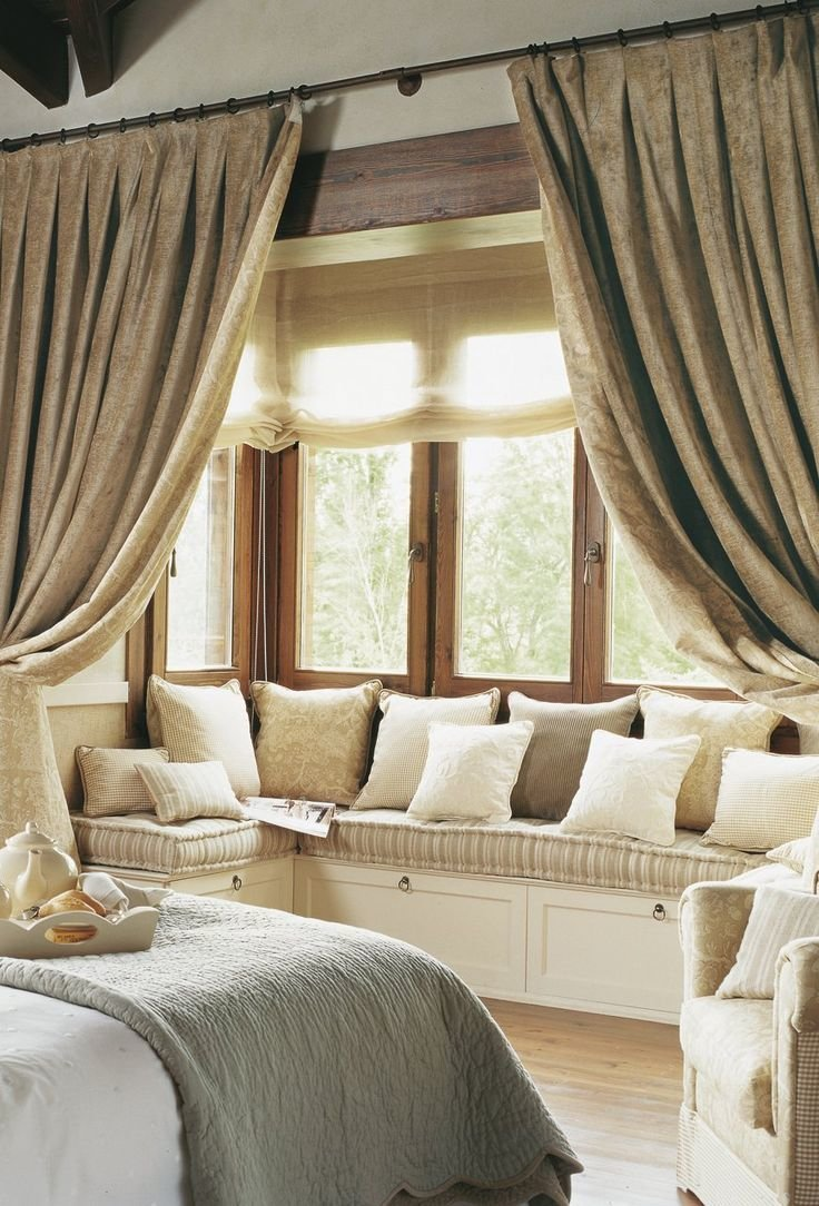 Best 25 Best Ideas About Bay Window Curtains On Pinterest With Pictures