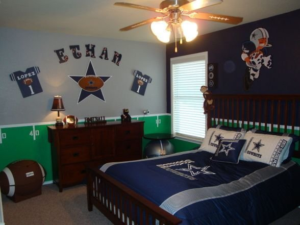 Best 25 Boys Football Room Ideas On Pinterest Boy With Pictures