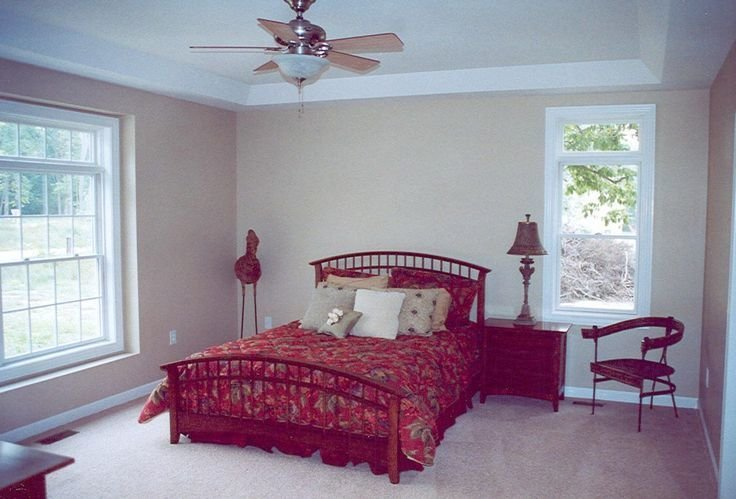 Best Tray Ceiling In Modular Home Master Bedroom Prefab With Pictures
