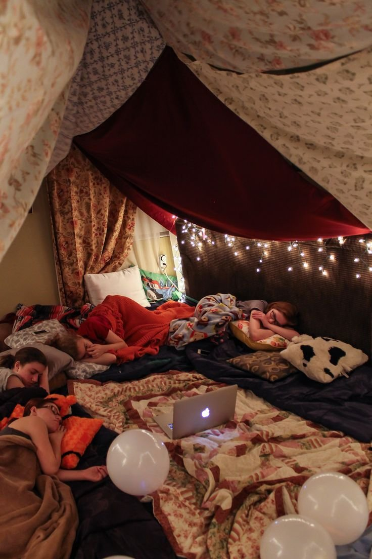 Best Diy Blanket Fort Party Party Ideas Pinterest Flats With Pictures