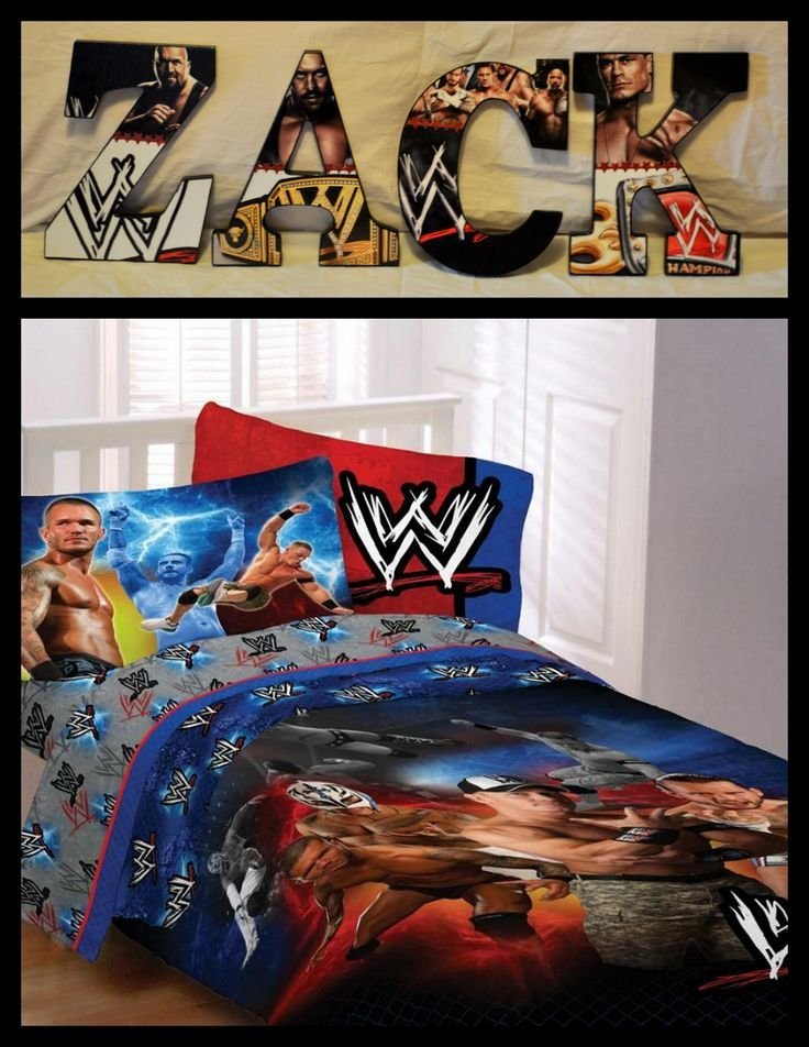 Best 25 Wwe Bedroom Ideas On Pinterest With Pictures
