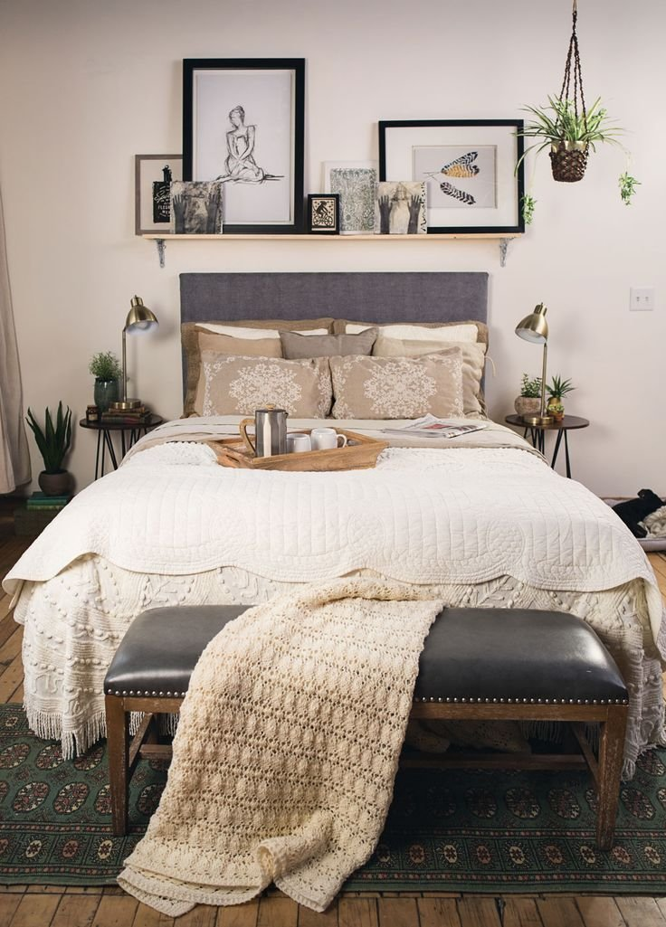 Best 25 Best Ideas About Shelf Above Bed On Pinterest Grey With Pictures