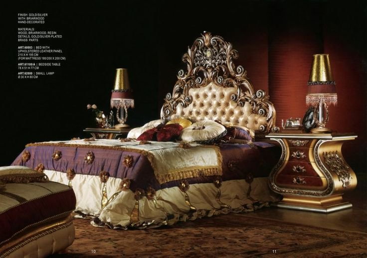 Best Versace Furniture Bedroom Series 60000Furniture From With Pictures