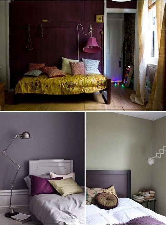Best Spare Bedroom Ideas With Purple House Projects With Pictures