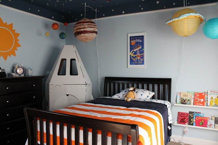 Best 99 Best Images About Kids Space Themed Room On Pinterest With Pictures