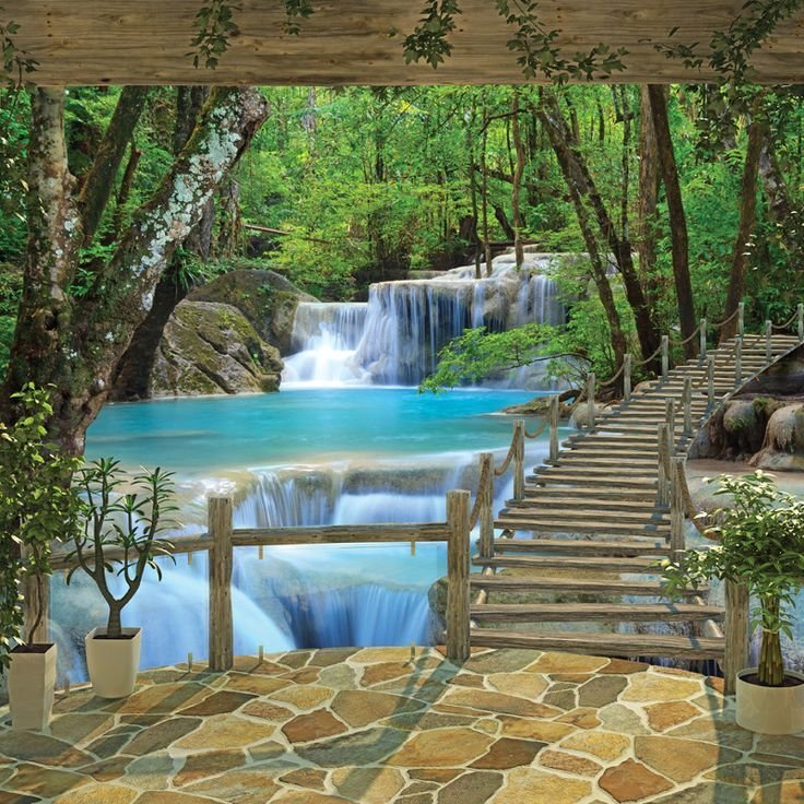 Best 20 Waterfall Wallpaper Ideas On Pinterest With Pictures