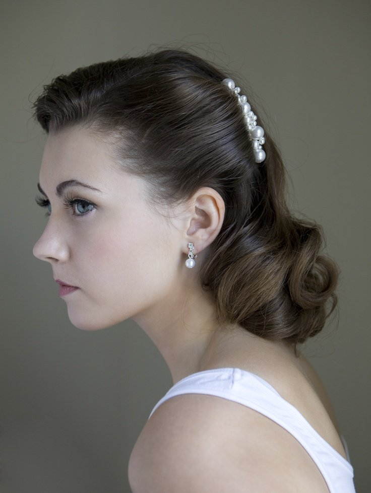 Free 33 Best Images About Hairstyles For Wedding On Pinterest Wallpaper
