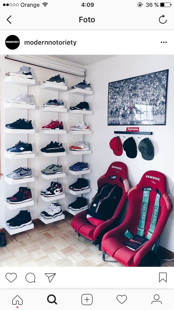 Best 25 Best Ideas About Sneaker Storage On Pinterest With Pictures