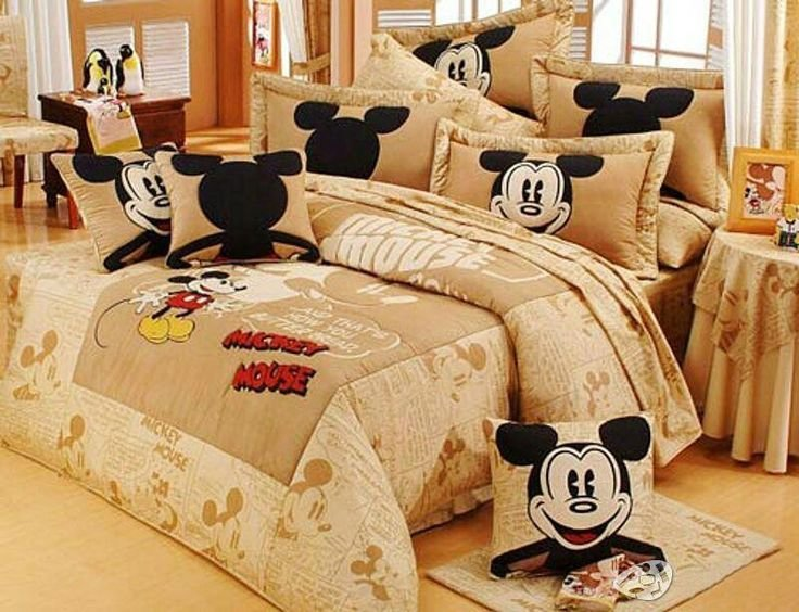 Best 25 Best Ideas About Mickey Mouse Bedroom On Pinterest With Pictures