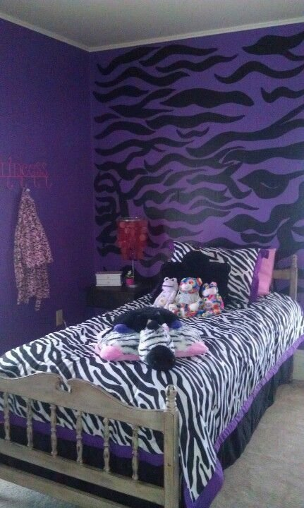 Best 17 Best Ideas About Purple Zebra Bedroom On Pinterest With Pictures