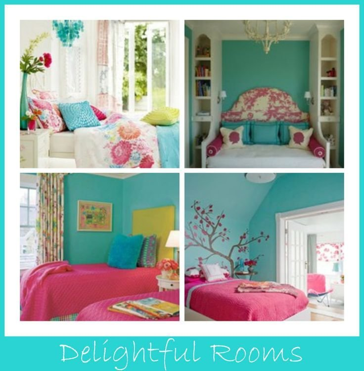 Best 25 Turquoise Girls Bedrooms Ideas On Pinterest With Pictures