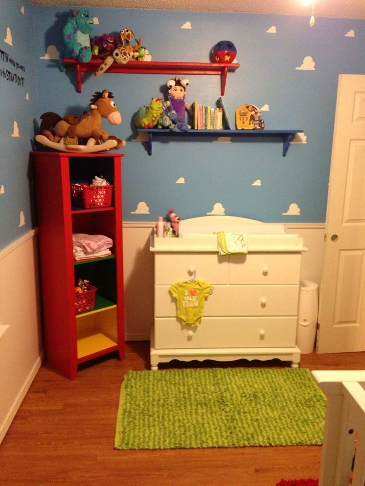 Best 44 Best Images About Disney S Toy Story Nursery Bedroom On With Pictures
