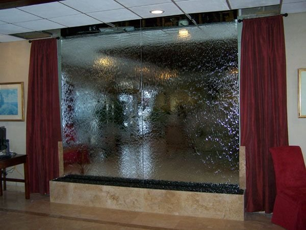 Best 1000 Images About Glass Waterwall On Pinterest Wall Fountains Waterfall Fountain And Indoor With Pictures