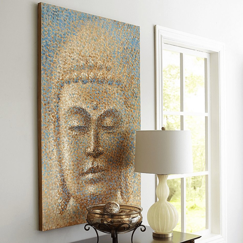Best Let Our Impressionist Inspired Profound Buddha Art Make A With Pictures