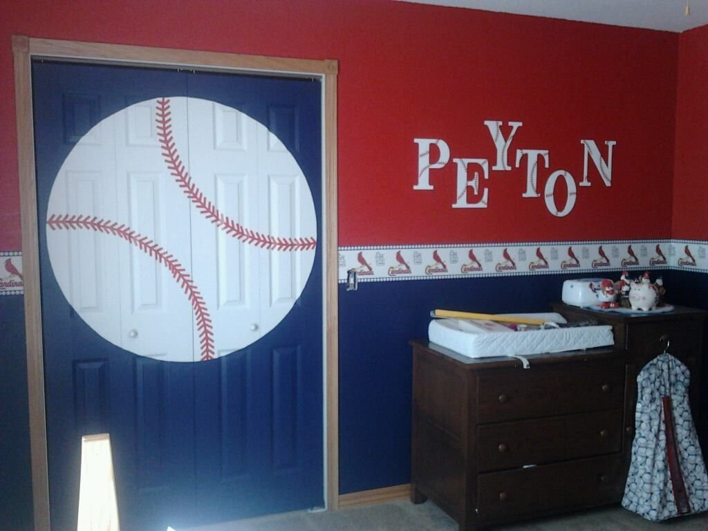 Best St Louis Cardinals Baby Room ️⚾️Baby John Luke⚾️ ️ Pinterest St Louis Cardinals And Cardinals With Pictures