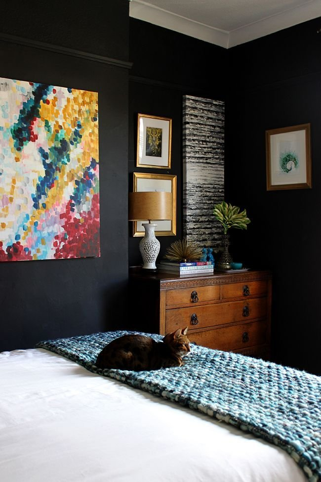 Best 8 Bold Paint Colors You Have To Try In Your Small Bedroom With Pictures