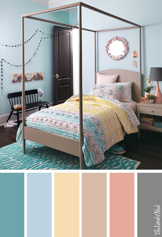 Best Searching For Girls Bedroom Ideas The Land Of Nod Has With Pictures