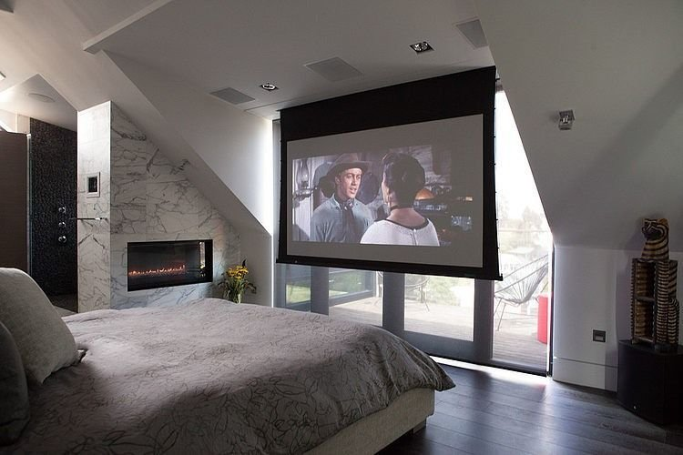 Best 25 Projector Tv Ideas On Pinterest Window With Pictures