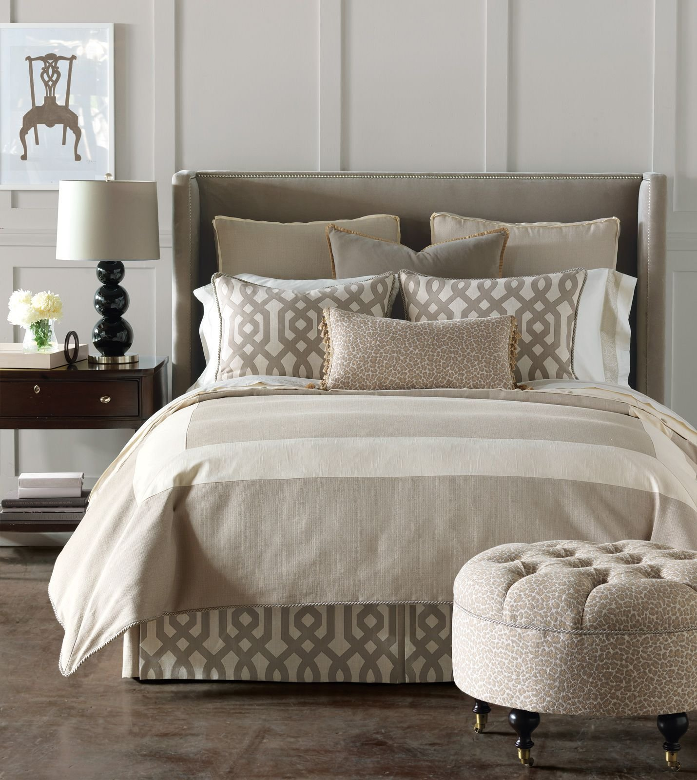 Best Custom Bedding On Pinterest Designers Guild Anchor With Pictures