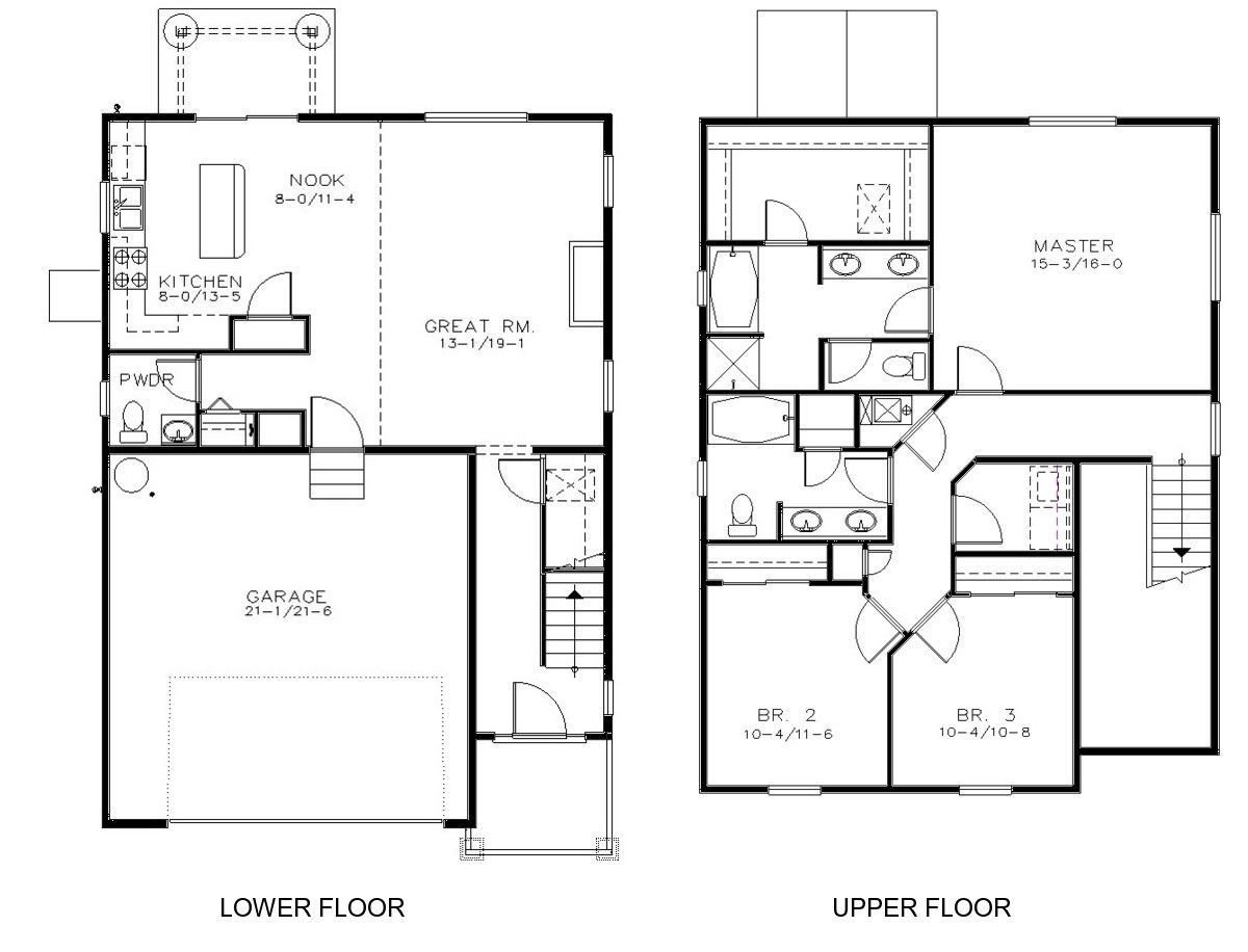 Best Garage Apartment Plans 3 Bedroom House Plans Home Plans With Pictures