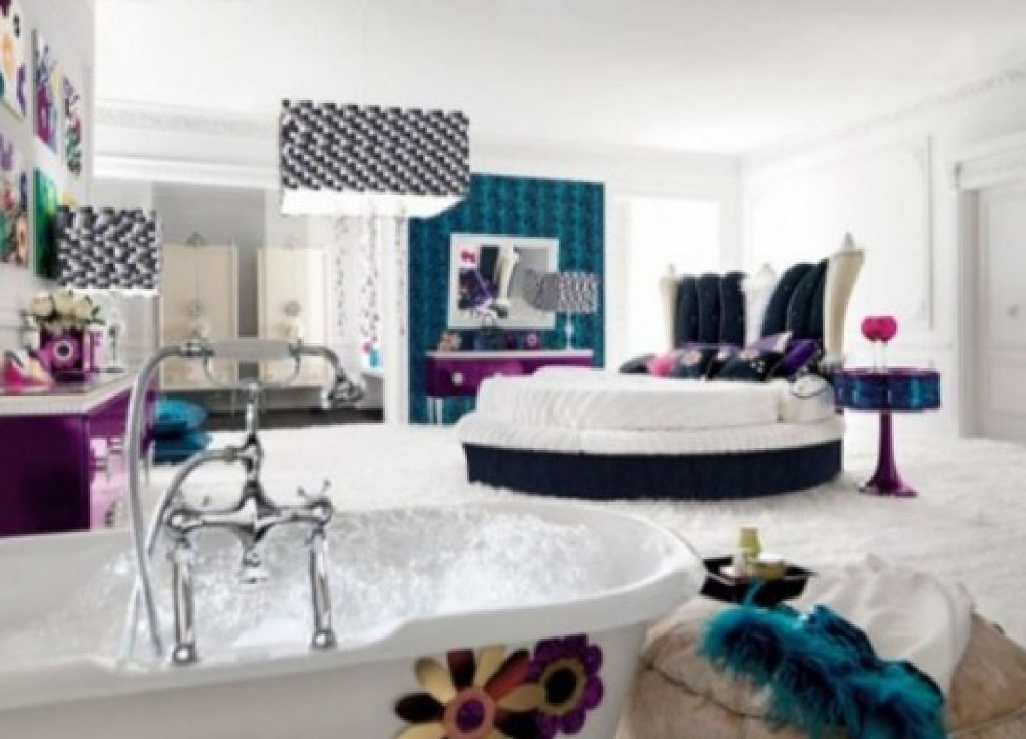 Best Teenage Girl Bedroom Decoration T**N Wallpaper Tumblr With Pictures