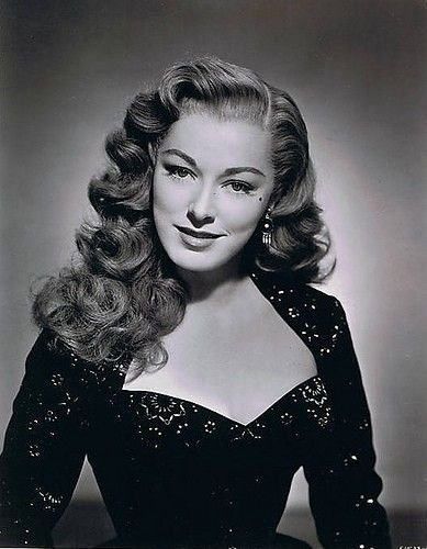 Free 1940S Hairstyles For Long Hair 40S Hairstyles For Long Wallpaper
