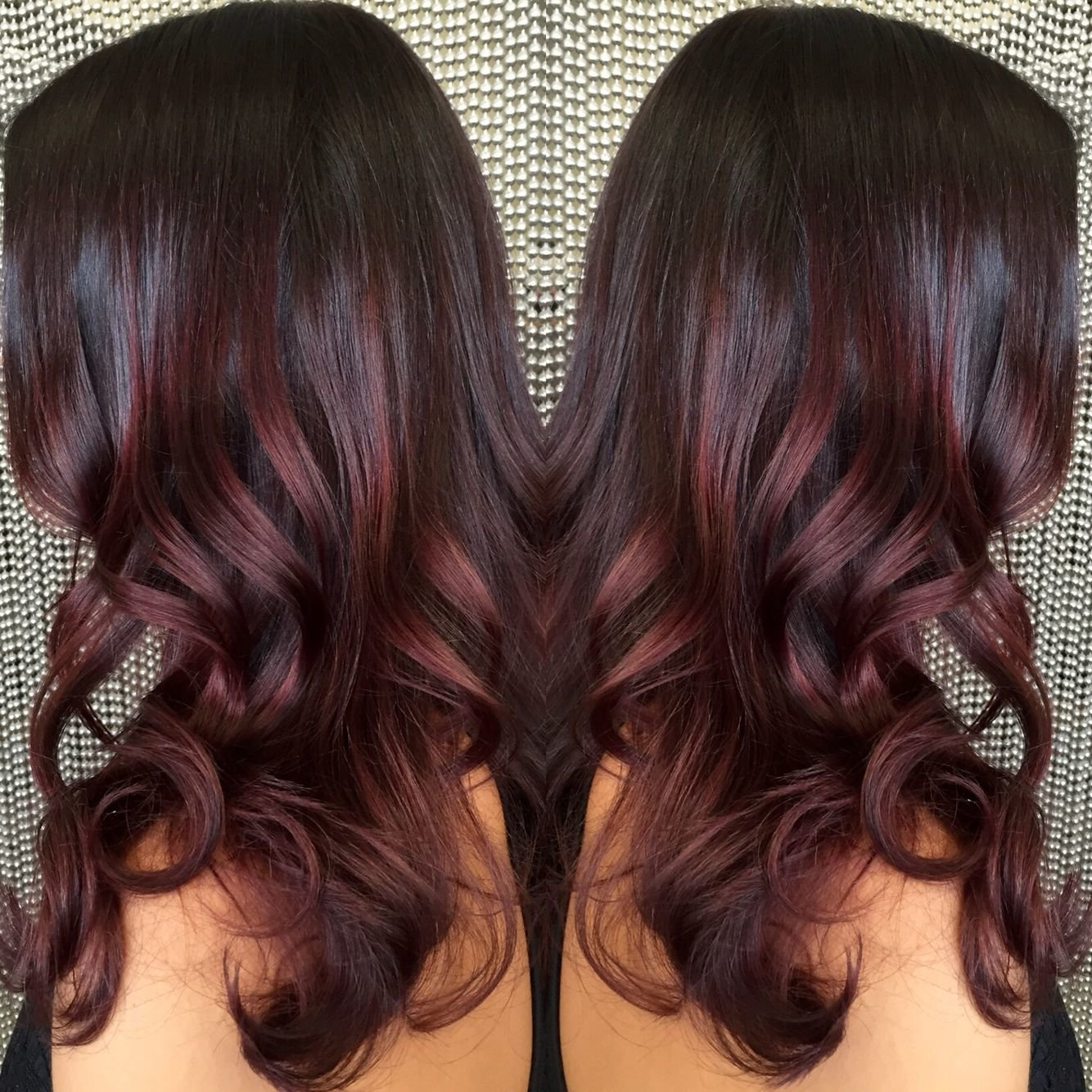 Free 5Rv Hair Color Brilliant Hair Using Ion Color Brilliance Wallpaper