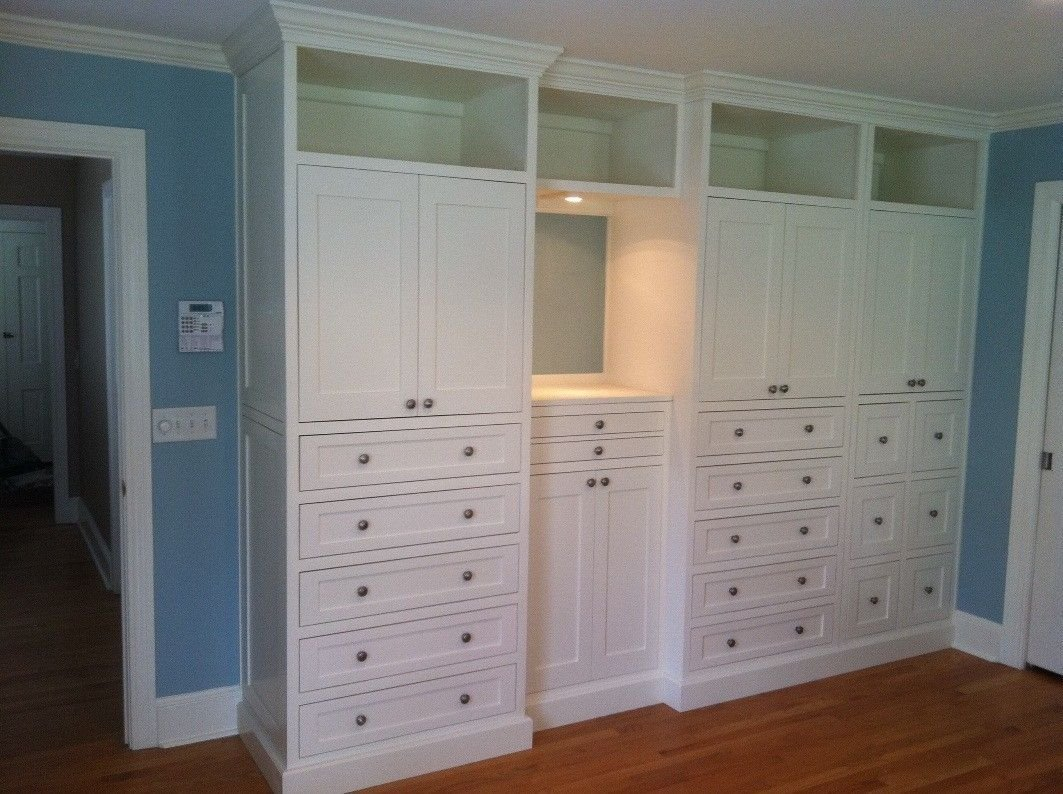Best Bedroom Built In Dresser Hand Made Master Bedroom Built In By Borders Woodworks Custommade With Pictures