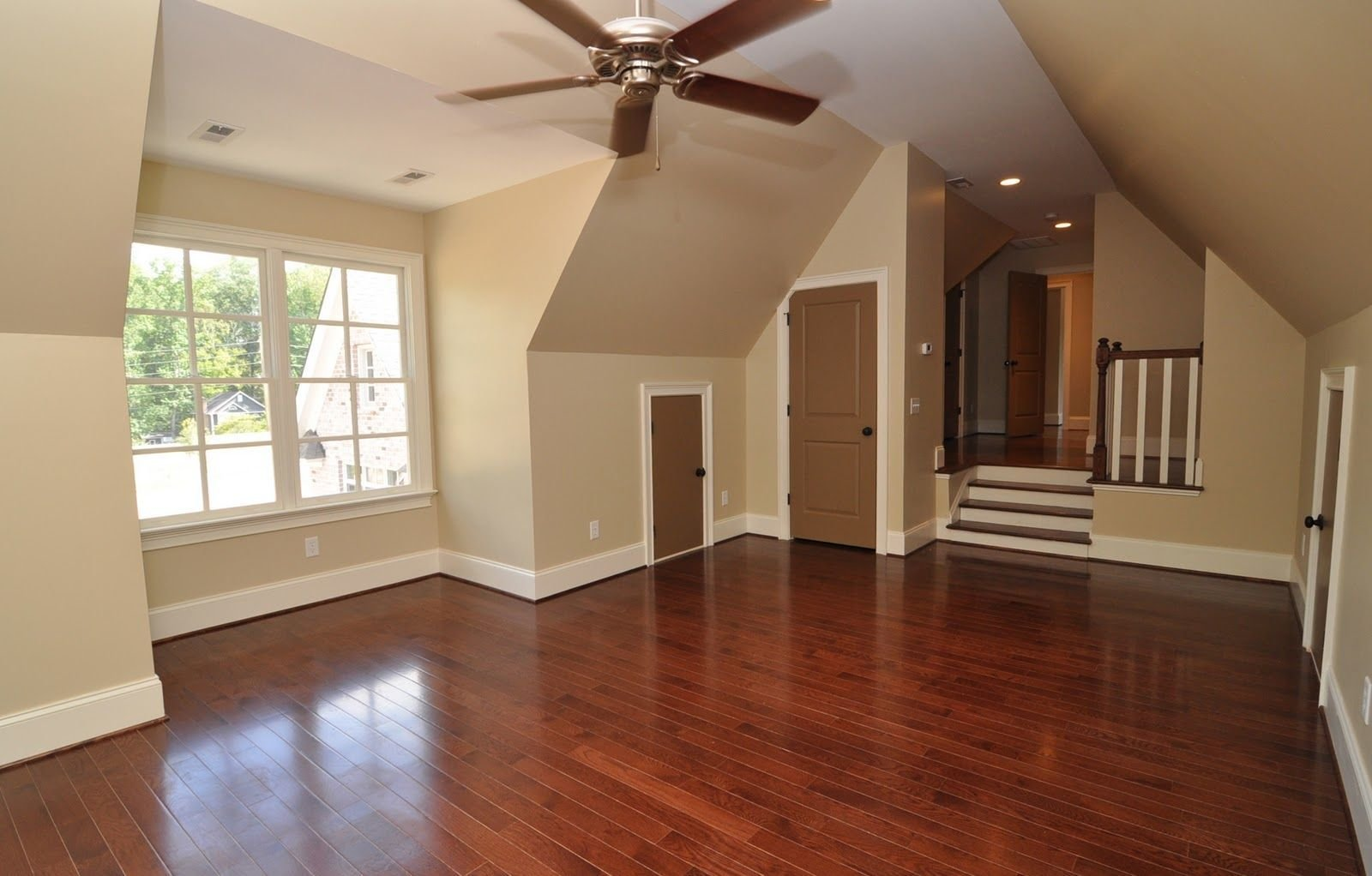 Best Room Above Garage Step Down To Account For Floor Level With Pictures