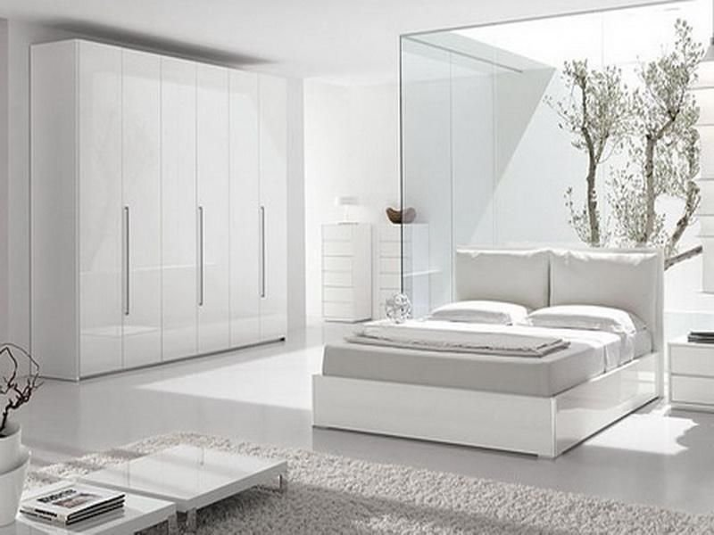 Best White Modern Bedroom Design Home Decor Pinterest With Pictures