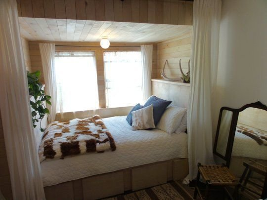 Best Megan S Chic Converted Garage Apartment Therapy Small With Pictures