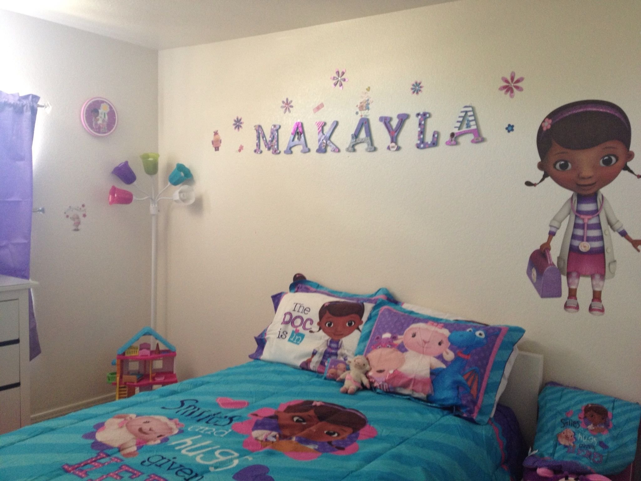 Best Doc Mcstuffins Room Makeover Kid's Room Pinterest Room Room Ideas And Bedrooms With Pictures