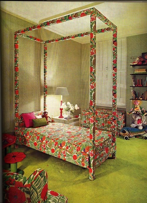 Best Vintage Kiddo Kid Bedrooms From The 60S And 70S Were With Pictures
