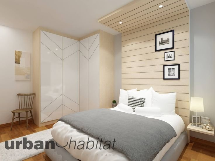 Best Hdb 4 Room Bto Minimalist Charm Anchorvale Interior Design Singapore Master Bedroom With Pictures
