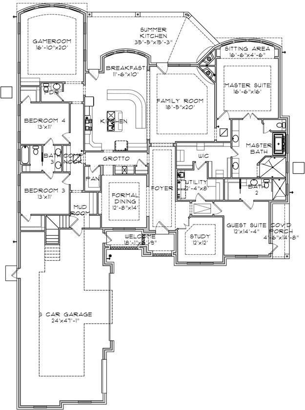 Best House Plan 9036 00053 Ranch Plan 3 725 Square Feet 4 With Pictures