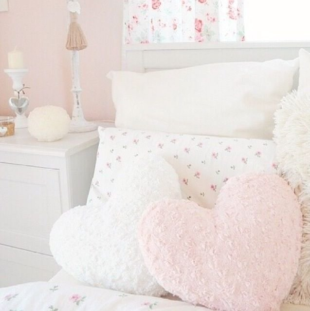 Best I Love This Girly Room Especially The Pink White Heart With Pictures