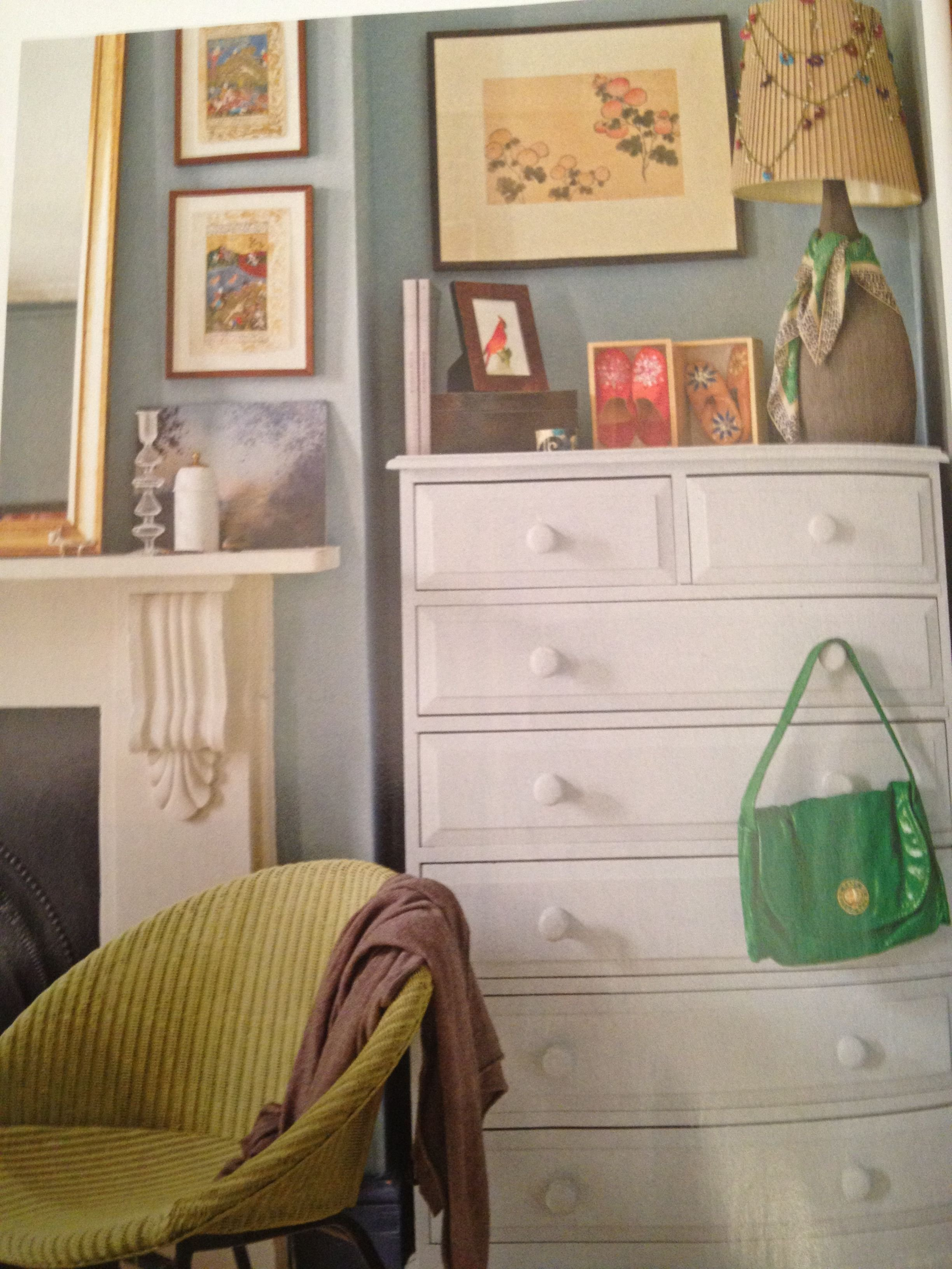 Best Farrow And Ball S Lulworth Blue Farrow And Ball With Pictures