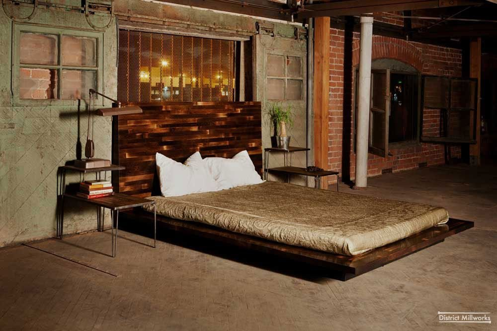 Best Rustic Chic Bedroom Ideas Urban Rustic Beds → Rustic With Pictures