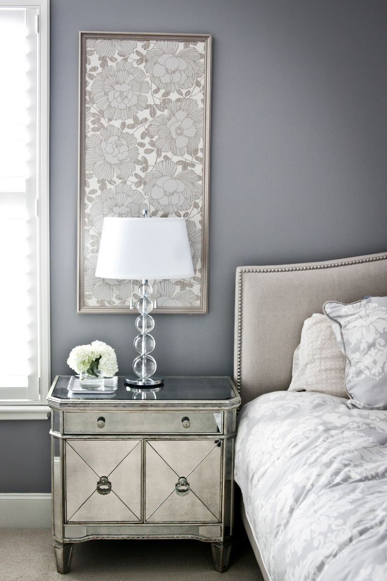 Best Easy Idea Framed Fabric Panels For Bedside Walls With Pictures