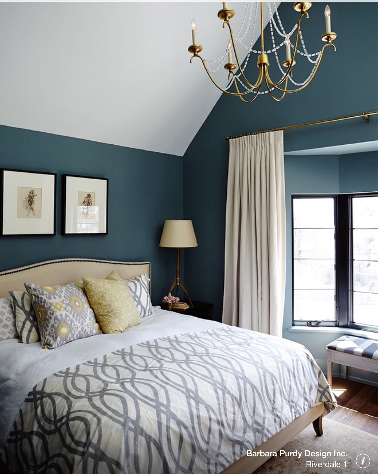 Best Bedroom Benjamin Moore Templeton Gray Hc 161 Home Decor With Pictures