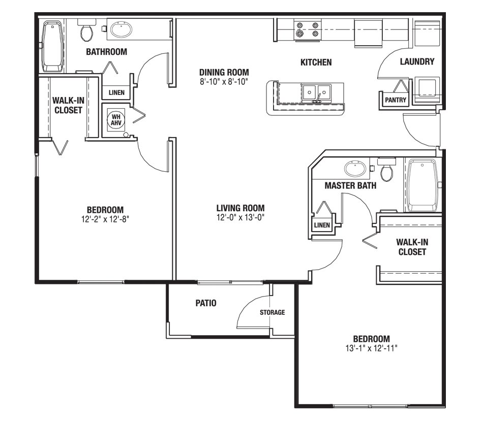 Best Modern Master Bathroom Floor Plans With Walk In Closet With Pictures