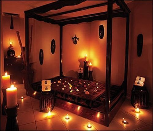 Best Romantic Candlelight Bedroom Candle Lover Pinterest With Pictures