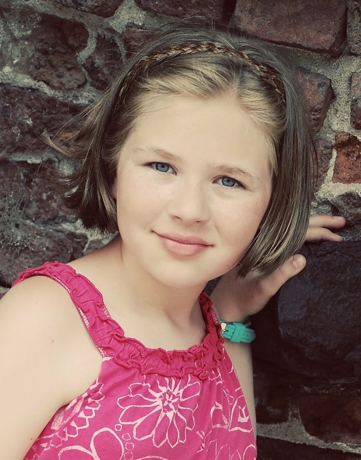 Free Hair Styles For 9 Year Old Girls Haircut Ideas Wallpaper