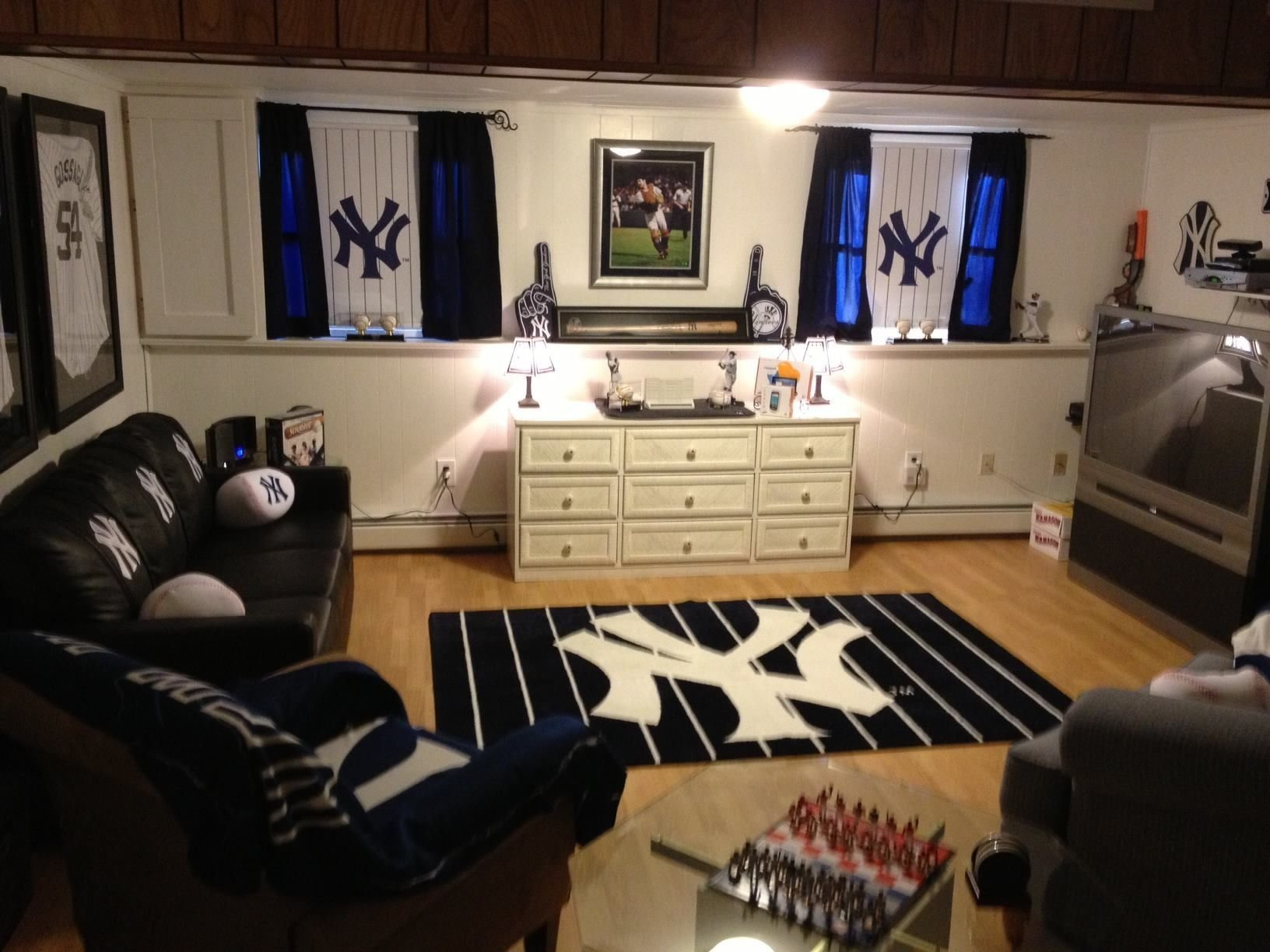 Best Yankee Bedroom Loving New York Yankees Pinterest With Pictures