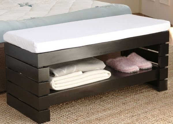 Best End Of Bedroom Bench Ikea Bedroom Benches Storage With Pictures