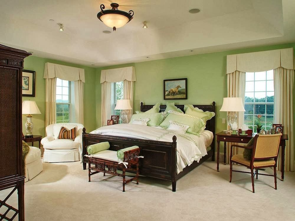 Best Home Design 15 Bedroom Color Schemes With Bright Color With Pictures