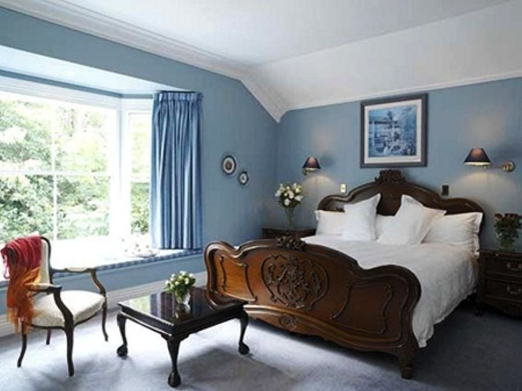 Best Bedroom Color Schemes With Blue Carpet Bedrooms Warm With Pictures