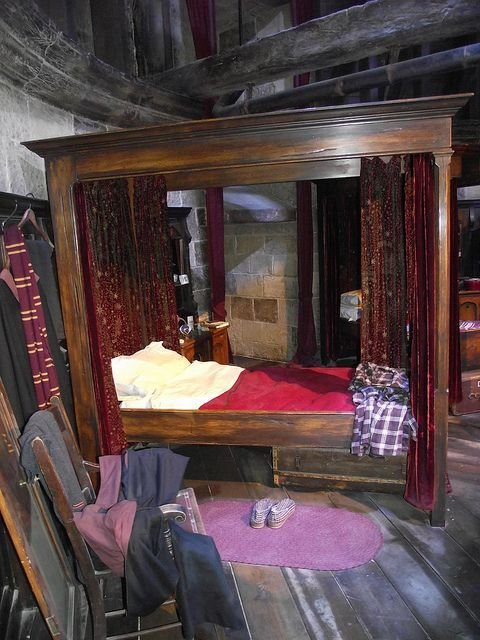 Best Gryffindor Common Room Harry Potter Hogwarts And Harry With Pictures