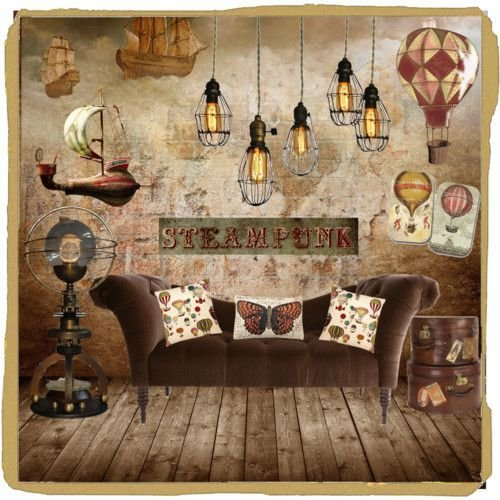 Best Steampunk Decor Google Search I Imagine Tessa Thomas With Pictures